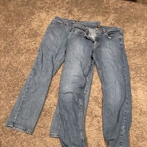 Men's Lee jeans. 10$ each
